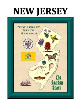NEW JERSEY FACTS UNIT (GRADES 3 - 5)