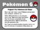 NEW  Pokemon GO Project-Based Learning GREAT FOR SCIENCE,