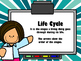 NEW  Science Movie Clips Project (Life Cycles, Water Cycle