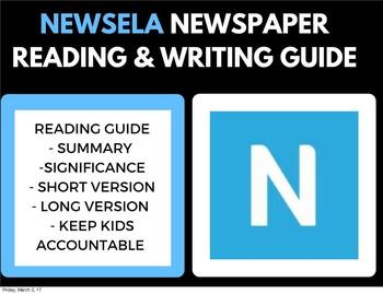 NEWSELA READING & WRITING GUIDE