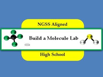 Molecular Model Lab High School NGSS* Aligned