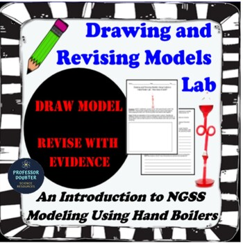 NGSS Drawing and Revising Science Models (adding thermal e