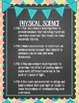 NGSS - Grade 1 - Next Generation Science Standards Posters