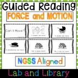 Science Guided Reading Unit for NGSS: Force and Interactions