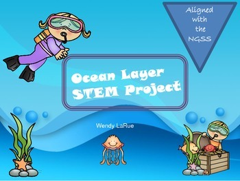 NGSS Ocean Layer STEM project