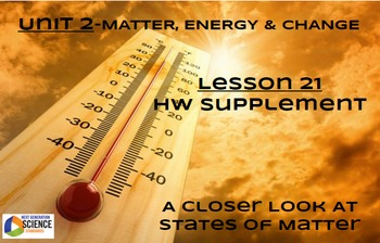 NGSS/STEM Lesson 21 HW Supplement--A Closer Look At States