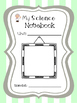NGSS Science Notebook