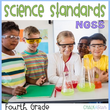 NGSS Science Standards Fourth Grade