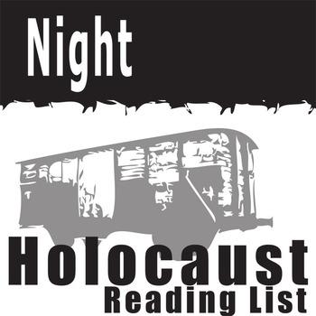 NIGHT Holocaust Reading List