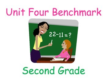NJ Model Curriculum Second Grade Unit Four Practice Benchmark