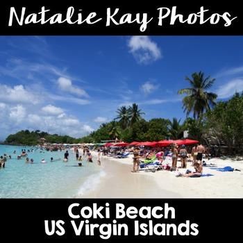 NK Photos - Coki Beach USVI