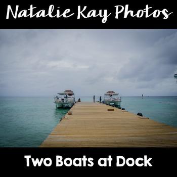 NK Photos - Two Boats at Dock