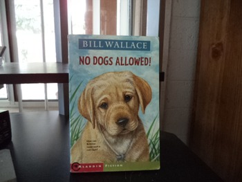 NO DOGS ALLOWED    ISBN 1-4169-0381-X
