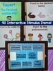 NO PREP Following Directions Interactive Tablet Activity +