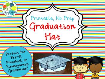 NO PREP Graduation Hat
