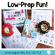 NO PREP If you Give a Dog a Donut: Speech and Language Boo