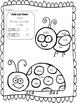 NO PREP Literacy & Math Spring Activity Packet