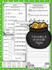 NO PREP March Substitute/Review Pack {1st Grade}