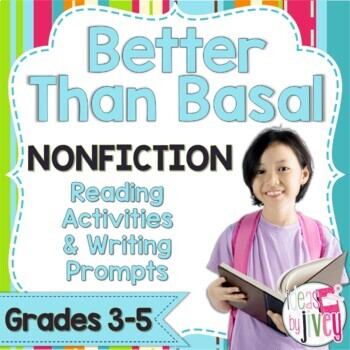 NO PREP Nonfiction Reading and Writing Companion for Infor