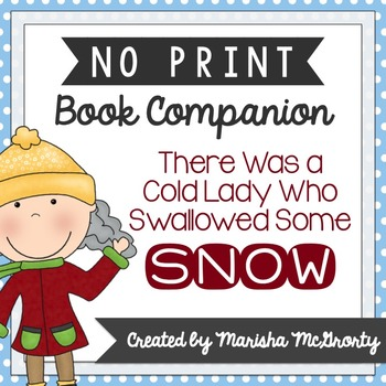 NO PRINT There Was a Cold Lady Who Swallowed Some Snow {Bo