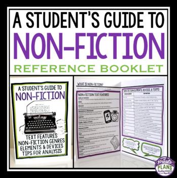 NON-FICTION STUDENT HANDBOOK