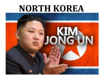 NORTH KOREA UNIT (GRADES 4 - 8)