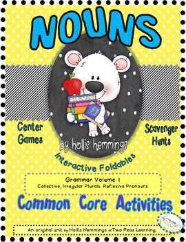 INTERACTIVE NOUN Activities: Companion to our ELA Interact