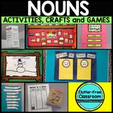 Nouns | Noun Sort | Parts of Speech | Singular and Plural