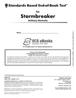 Standards Based End-of-Book Test for Stormbreaker