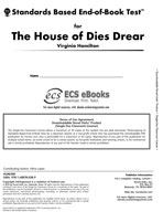 Standards Based End-of-Book Test for The House of Dies Drear