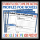 NOVEL ACTIVITY - ONLINE DATE WITH A BOOK