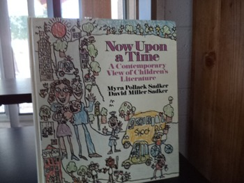 NOW UPON A TIME    LITERATURE  ISBN 0-06-045693-0