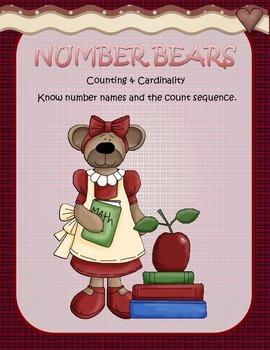 NUMBER BEARS