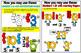 NUMBER PEOPLE CARTOONS 1-20 MEGA CLIP ART BUNDLE (210 IMAG