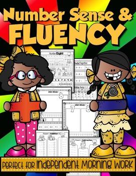 NUMBER SENSE & FLUENCY