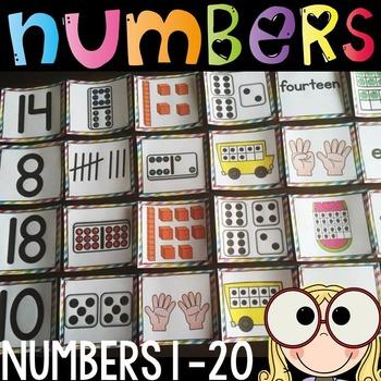 NUMBER SENSE: NUMBER VISUALS