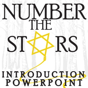NUMBER THE STARS Intro Notes PowerPoint
