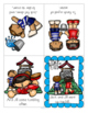 NURSERY RHYMES Foldable Booklets for Preschool, Pre-K and