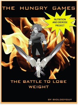 """NUTRITION AND EXERCISE PROJECT: THE HUNGRY GAMES """"THE BATT"""