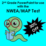 NWEA/MAP Reading Comprehension Test Prep PowerPoint