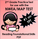NWEA MAP Reading Foundational Skills Practice Test PDF
