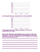 NWEA MAP Student Tracking Sheet  - Reading 7th, 8th, or 9th