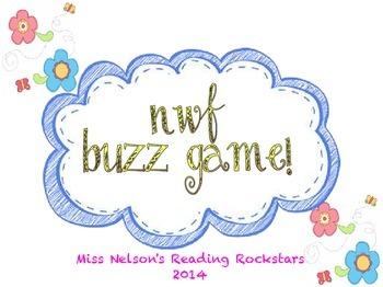 NWF Buzz Game! Spring Theme!
