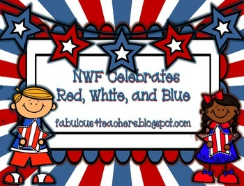 NWF Celebrates Red, White, and Blue