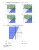 NY Common Core Algebra Systems of Equations and Inequaliti