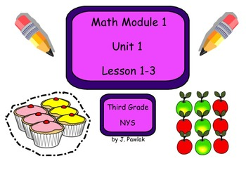 3rd grade NYS math module 1