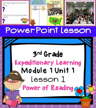 Free Common Core ELA 3rd Grade Expeditionary Learning Modu