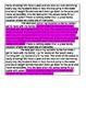 NYS Common Core Grade 4 ELA Module 1 Unit 2 - Writing Qual