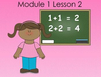 Engage NY Common Core Math (M1L2)