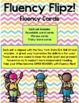 NYS ELA Skill Strand Modules First Grade Unit 6 Fluency Fl